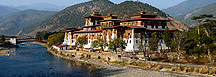 Bhutan Sightseeing Locations
